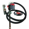 Комплект для перекачки солярки PTP 24-40 (24В, 40л/мин)