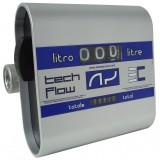 Счетчик механический TECH FLOW 3C для дизтоплива.