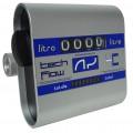 Счетчик механический TECH FLOW 4C для дизтоплива.