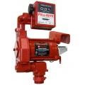 Комплект для перекачки бензина FR705VEL (220В,70л/мин)