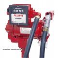 Миниколонка для бензина с счетчиком FR311VEL (220В,120 л/мин)
